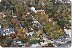 UVA Aerial View