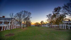 UVA's Lawn