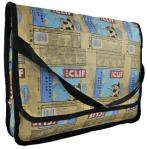 Clif Bar Wrapper Messenger Bag
