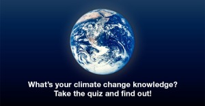 EPA climate quiz