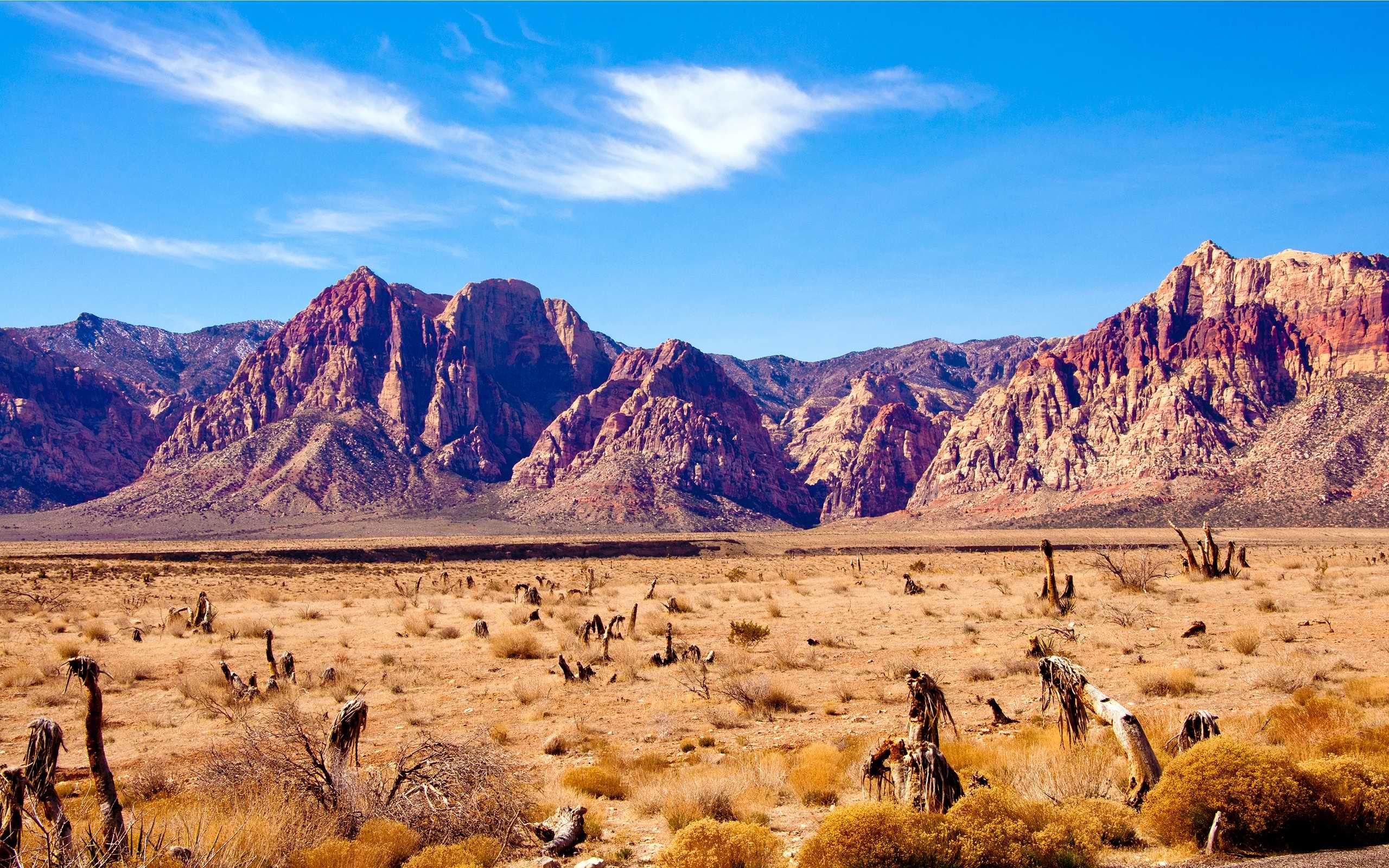 Defining Green: Nevada